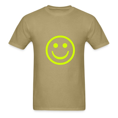 Men's T-Shirt - every1 loves a smiley
