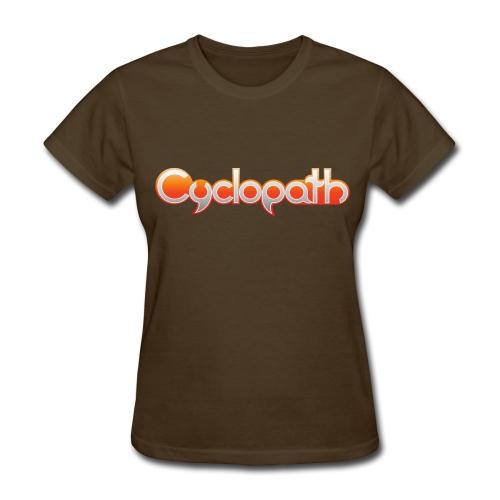 Cyclopath T-Shirt - Women's - Women's T-Shirt