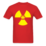 T-Shirts ~ Men's T-Shirt ~ CHERNOBYL SHIRT