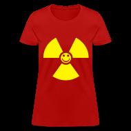 Women's T-Shirts ~ Women's T-Shirt ~ CHERNOBYL SHIRT