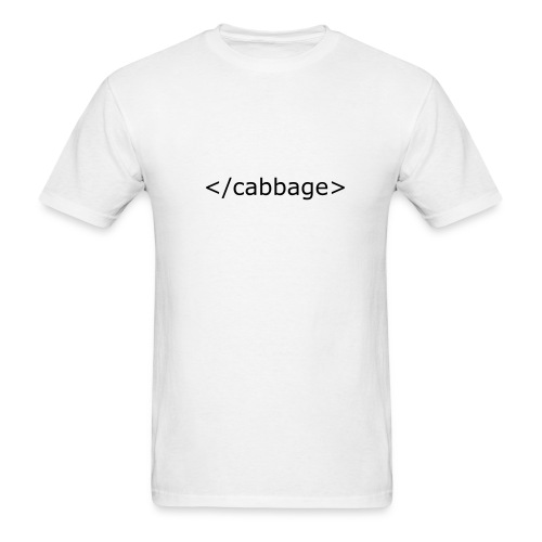 /cabbage white - Men's T-Shirt