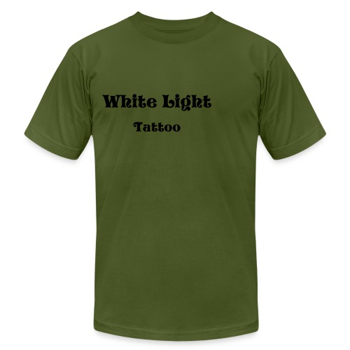 White Light - Men's  Jersey T-Shirt