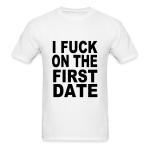 I FUCK - Men's T-Shirt