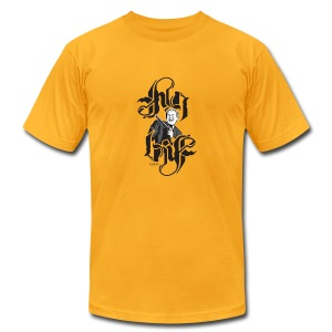 Thug Life: G-Dub revisited - Men's Fine Jersey T-Shirt