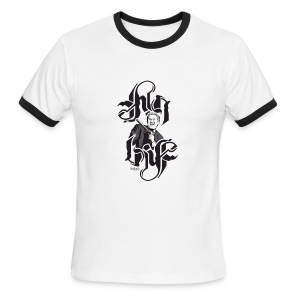 Thug Life: G-Dub revisited - Men's Ringer T-Shirt