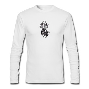 Thug Life: G-Dub revisited - Men's Long Sleeve T-Shirt by Next Level