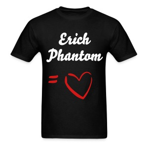 Male ErichPhantom = Love - Men's T-Shirt
