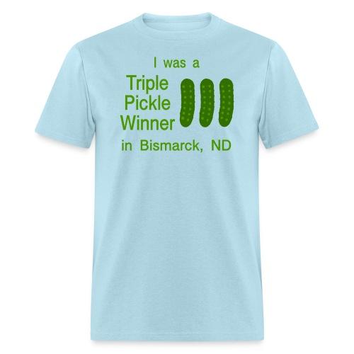 random t-shirt pickle Bismarck - Men's T-Shirt