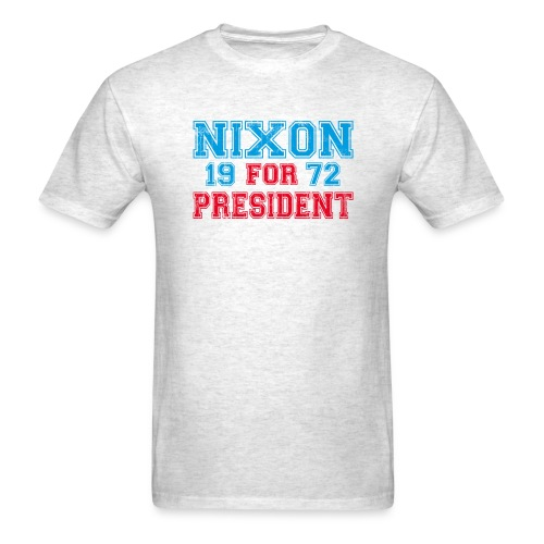 Retro Nixon For President - Men's T-Shirt