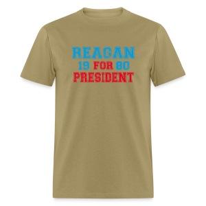 Retro Reagan For President - Men's T-Shirt