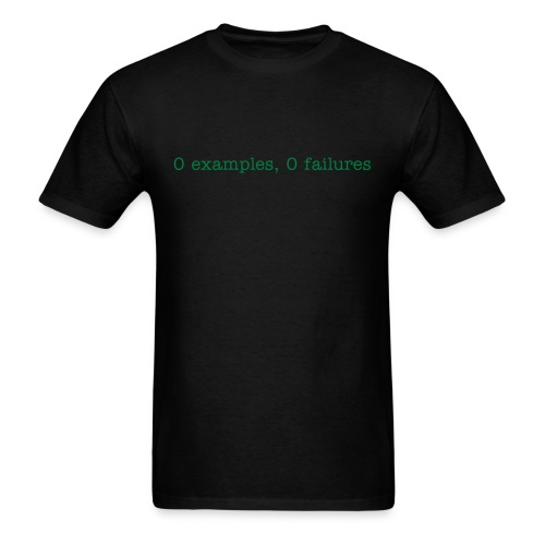 Continuous Integration - Men's T-Shirt