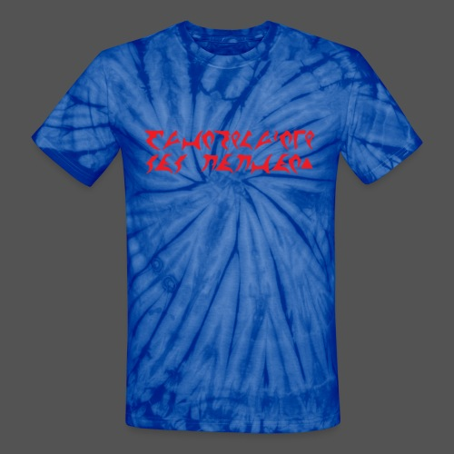 Good Day to Dye (Red) - Unisex Tie Dye T-Shirt