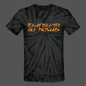 Good Day to Dye (Orange) - Unisex Tie Dye T-Shirt