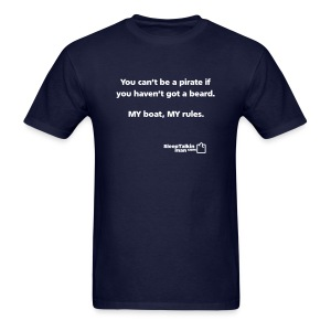 JASON SPECIAL: You can't be a pirate - Men's T-Shirt