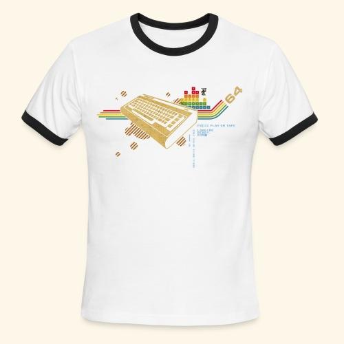 collage64 - Men's Ringer T-Shirt