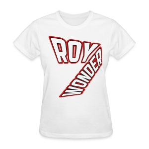 Roy Wonder (Women's) - Women's T-Shirt