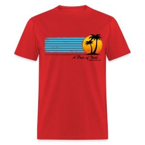 Nuts Tourist Tee - Men's T-Shirt