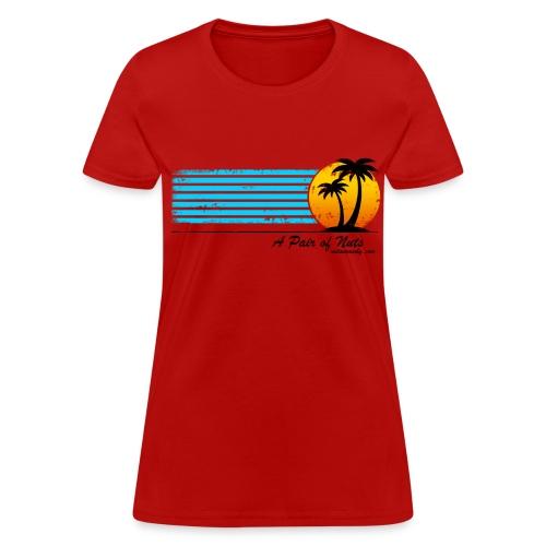 Ladies' Nuts Tourist Tee - Women's T-Shirt