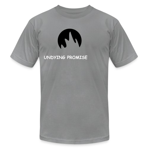 Undying Promise jersey tee. - Men's Fine Jersey T-Shirt