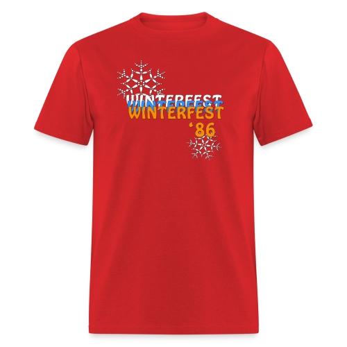 Winterfest 86 - Men's T-Shirt