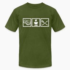 Olive Grill T-Shirts