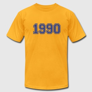 Gold 1990 T-Shirts - Men's T-Shirt by American Apparel