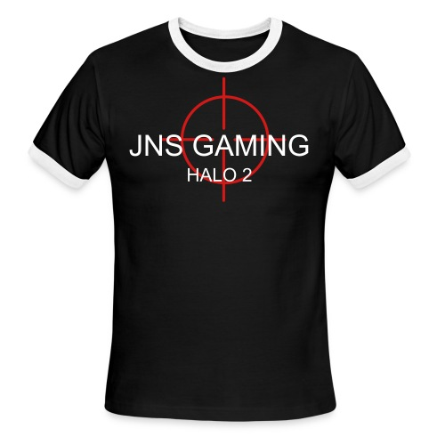 JNS short sleve t-shirt - Men's Ringer T-Shirt