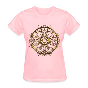 Vines on the Round - Women's T-Shirt