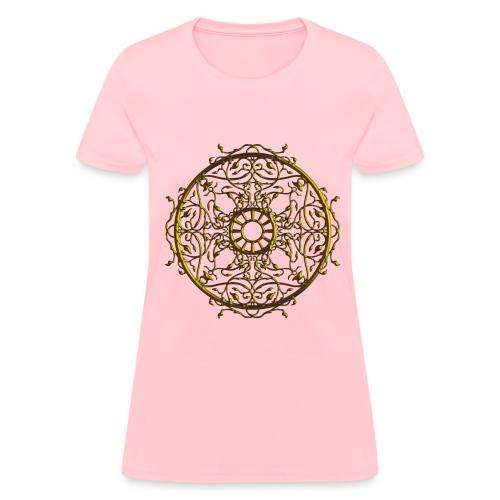 Vines on the Round - Women's T-Shirt