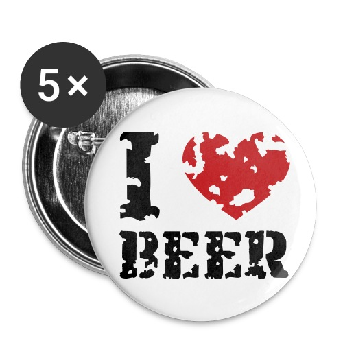 beer - Small Buttons