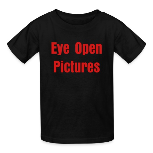 Eye Open Pictures Umbrella - Kids' T-Shirt