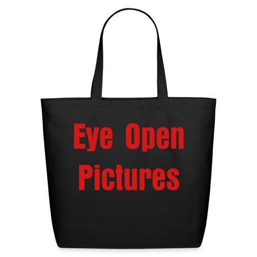 Eye Open Pictures Tote Bag - Eco-Friendly Cotton Tote