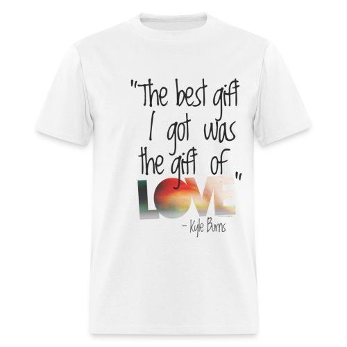 Love T-Shirt - Men's T-Shirt