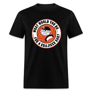 What would you do for a Krajicek bar? - Men's T-Shirt