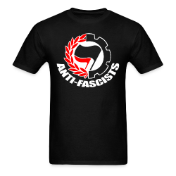 Anti-fascists Antifa - Anti-racist - Anti-nazi - Anti-fascist - RASH - Red And Anarchist Skinheads