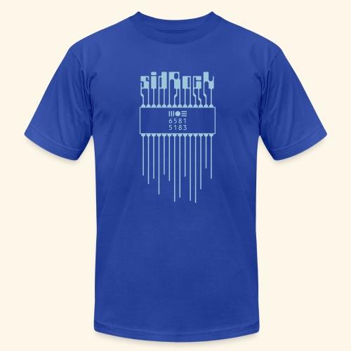 sidRock - Men's Fine Jersey T-Shirt