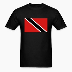 Black trinidad and tobago T-Shirts
