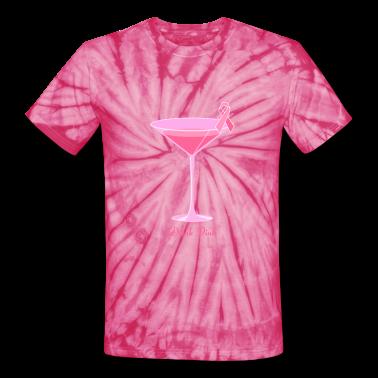 Drink Pink Halftime Designs Pinktini Standard Tee