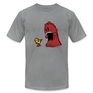 T-Shirts ~ Men's T-Shirt by American Apparel ~ Petit Monstre