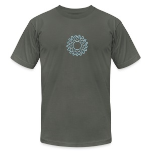 Grey Gears - Men's Fine Jersey T-Shirt