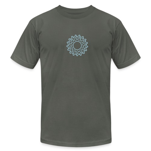 Grey Gears - Men's Fine Jersey T-Shirt