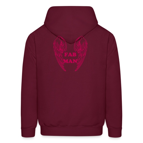 FAB FLYING - Men's Hoodie