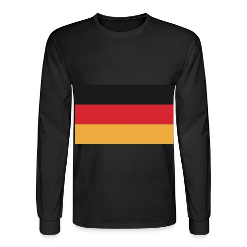 German - Men's Long Sleeve T-Shirt