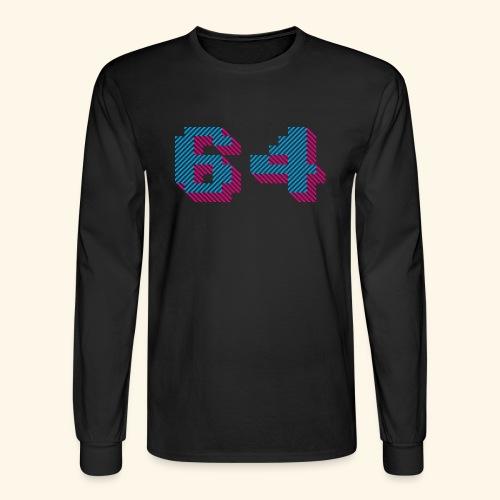 64K - Men's Long Sleeve T-Shirt
