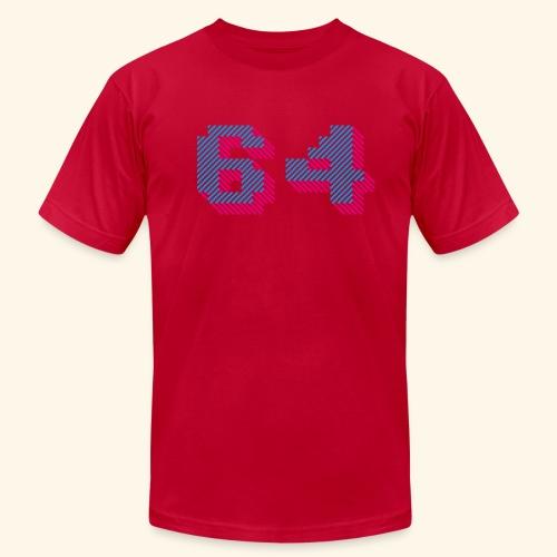 64K - Men's Fine Jersey T-Shirt
