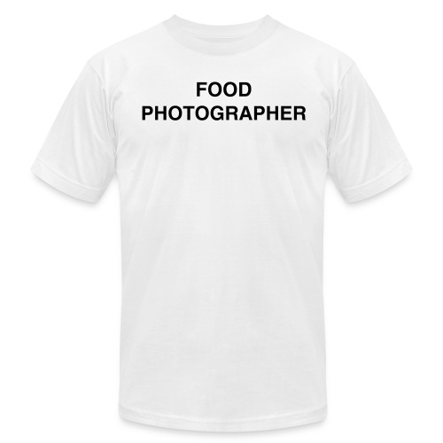 Food Photographer - Men's  Jersey T-Shirt