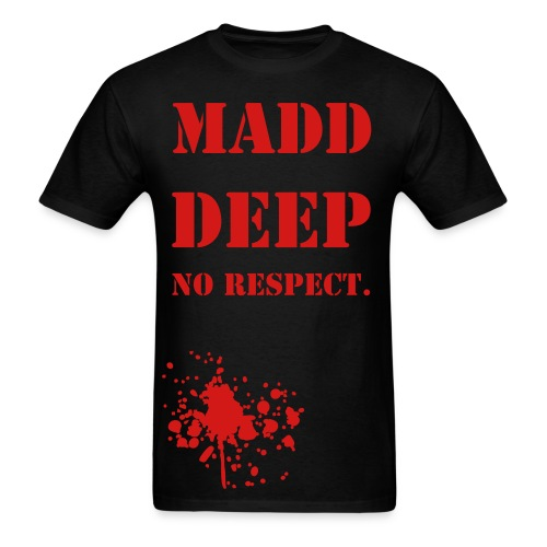 MADD DEEP SON - Men's T-Shirt