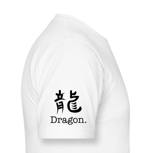 Dragon. - Men's Fine Jersey T-Shirt