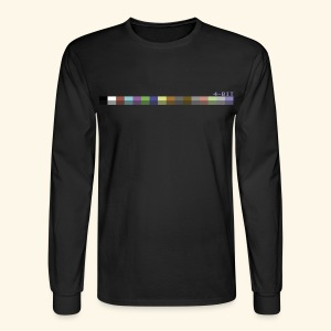 colorPalette64 - Men's Long Sleeve T-Shirt