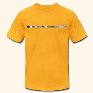colorPalette64 - Men's Fine Jersey T-Shirt